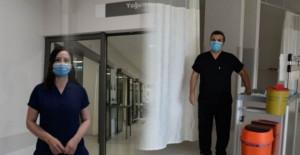 Coronavirüsü Yenen Sağlık Personelleri Görevine Döndü