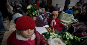 Halep Yolu Çile Dolu; 35 Bin'e Dayandı