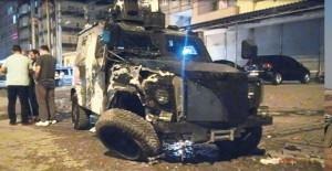 Şırnak'ta Yine Lojmanlara Saldırdılar