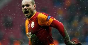 Sneijder İçin Dev Teklif: 16 Milyon Euro!