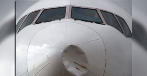 THY Uçağı Düşme Tehlikesi Atlattı