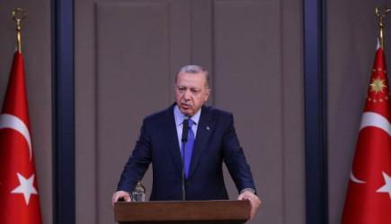 Cumhurbaşkanı Erdoğan, Yusufeli İçin Yeşillendirme İstedi