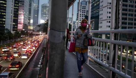 Endonezya'da Covid-19 Vakalarında Artış Yaşandı