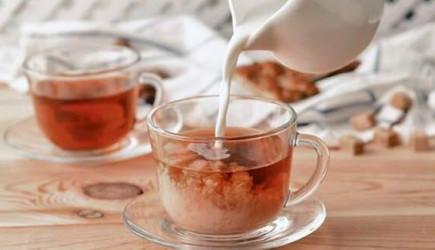 İngilizler Çaya Neden Süt Koyuyor ?
