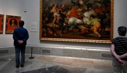 İspanya'da Müzeler Yeniden Açıldı