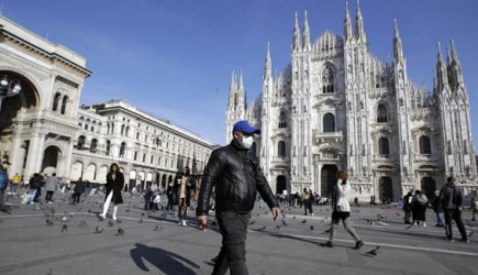 İtalya'da Coronavirüs Kaynaklı Can Kaybında Yüksek Artış