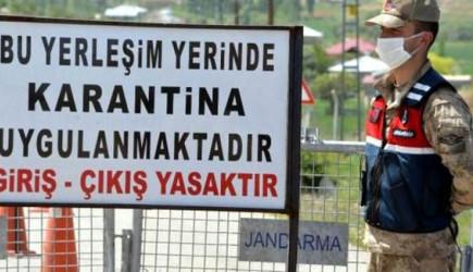 Kahramanmaraş'ta 45 Kişiye Coronavirüs Bulaştıranlara 85 Bin Lira Ceza