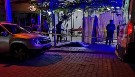 Soma'da Bir Genç Tartıştığı Adamı Kalbinden Bıçaklayarak Öldürdü