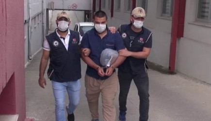 Son Dakika: DEAŞ'li Terörist Tutuklandı