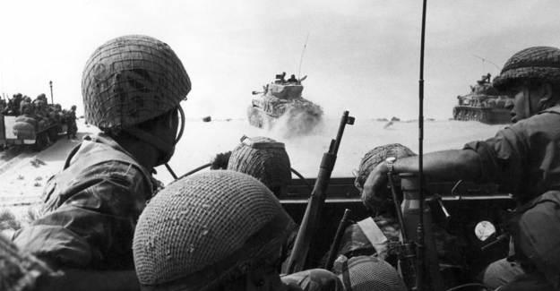 6 Gün Savaşı'nın 53'ncü Yılı