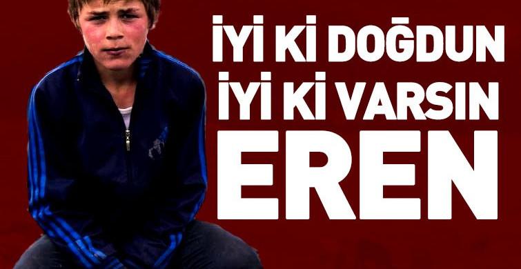 15 Yaşında Şehit Olan Eren Bülbül, Doğum Gününde Unutulmadı