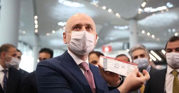 53 Havalimanı Coronavirüse Karşı Sertifikalandırıldı