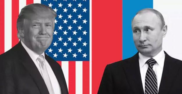 ABD Rusya Kararı Belli Oldu