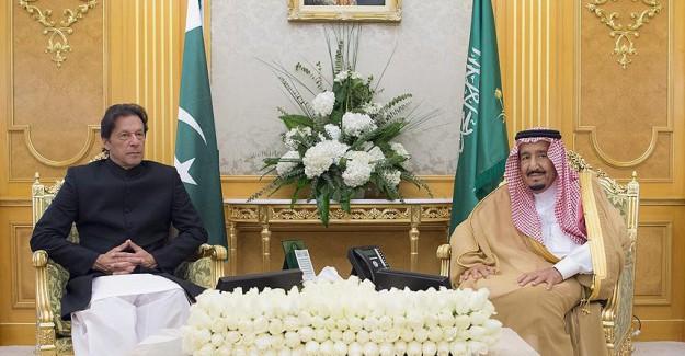 Araplar'dan Pakistan'a 3 Milyar Dolar!