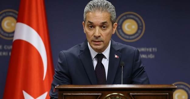 Bakanlıktan, Mısır Dışişleri Bakanı Şükri'nin, 'Asılsız İthamları'na Tepki