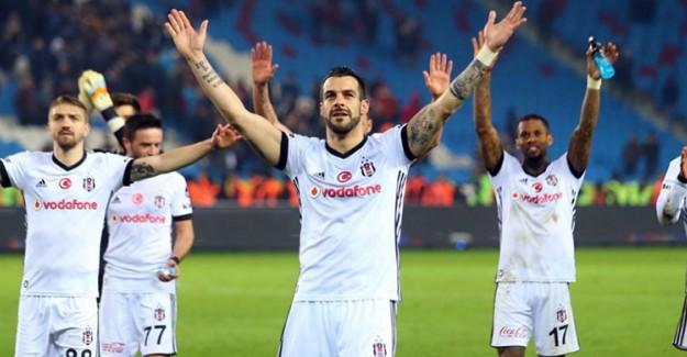 Beşiktaş'a Negredo Piyangosu!