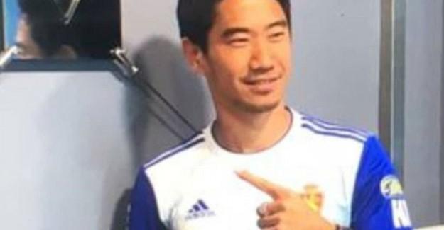 Beşiktaş'ın İlgilendiği Shinji Kagawa, Real Zaragoza'ya Transfer Oldu! İşte O Fotoğraf!