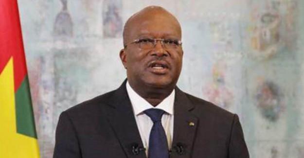 Burkina Faso Cumhurbaşkanı Kabore Türkiye'de