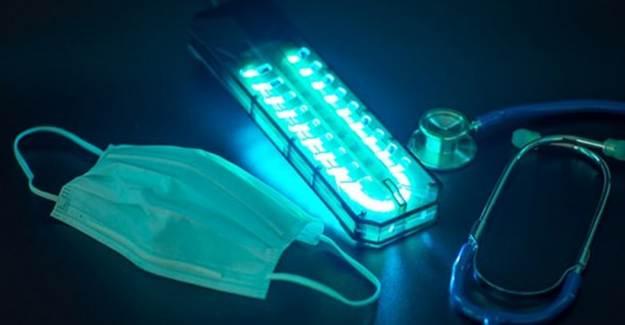 Covid-19'u Kontrol Altına Alan El Tipi UV Işık Cihazları Yaygınlaşıyor