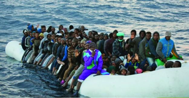 Edirne'de 417 Düzensiz Göçmen Yakalandı