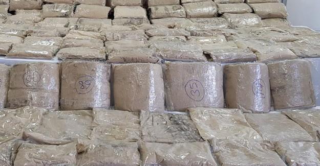 Edirne'de Narkotik Operasyon, 6 Gözaltı