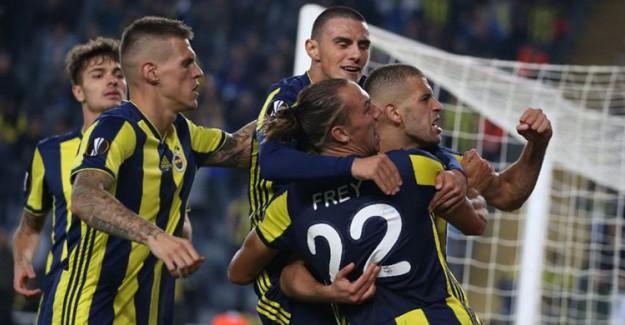 Fenerbahçe, Slovakya Deplasmanında!
