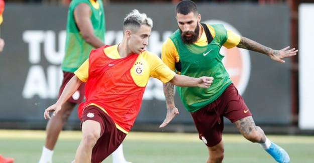 Galatasaray'da Süper Kupa Hazırlıkları Devam Ediyor