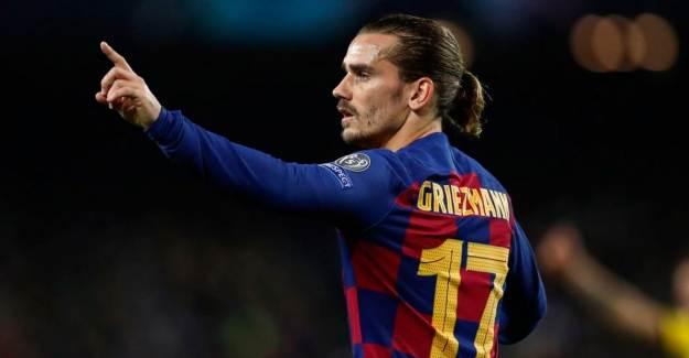 Griezmann: 'MLS'e Gitme Planım Var'