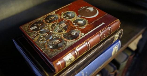 'Halife Abdülmecid Efendi Kütüphanesi' Ziyaretçilerini Bekliyor