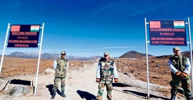 Hint ve Çinli Komutanlar Sınır Anlaşmazlığını Görüştü