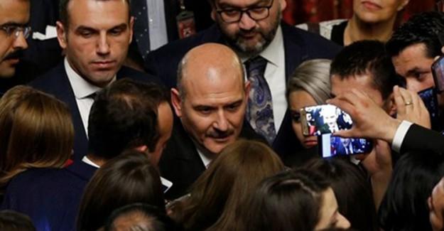 İçişleri Bakanı Süleyman Soylu: Bana Sorsalardı Gitmemelerini Önerirdim
