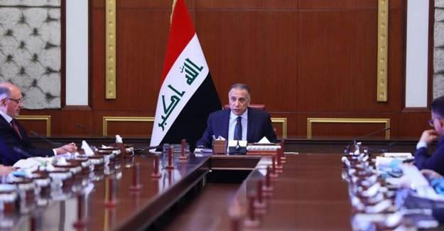 Irak'ta Kazımi Kabinesinin Tamamı Meclisten Geçti