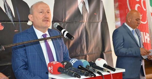 MHP Bursa Milletvekili Kadir Koçdemir Partisinden İstifa Edip İYİ Parti'ye Geçti