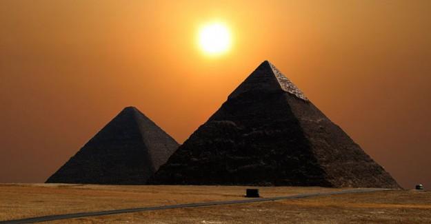 Mısır Piramitleri Hakkında Bilinmeyenler