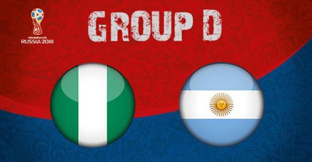 Nijerya ve Arjantin Arasında Kritik Mücadele!