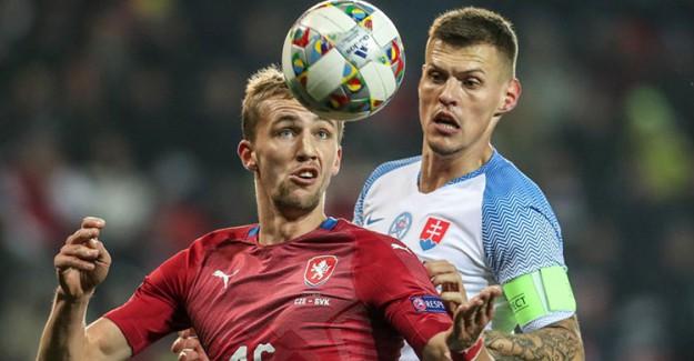 Slovakya C Ligi'ne Düştü!