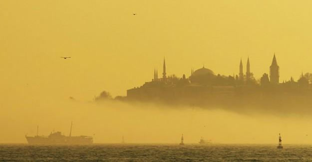 Son Dakika: İstanbul Vapur Seferleri İptal Edildi !