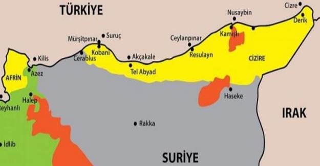 Suriye'de Türkiye İle Savaşan Terör Örgütleri
