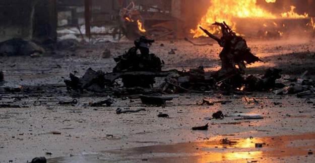 YPG/PKK'nın Rasulayn'da Düzenlediği Bombalı Saldırıda 8 Sivil Yaralandı