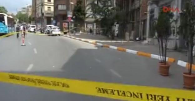 Beyoğlu'nda Bomba Alarmı