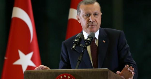 Cumhurbaşkanı Erdoğan'dan Sert Mesajlar: Ne Yapsanız Boş!