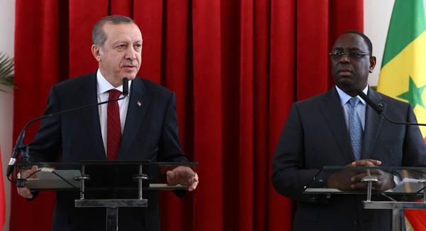 Erdoğan: Rusya'nın Bu Tarzını Gülerek Karşılıyorum!