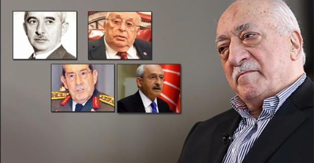 Fethullah Gülen Kılıçdaroğlu'na isim takmış