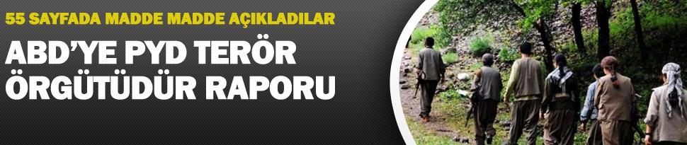 ABD'ye 55 Sayfalık PKK-PYD Raporu; Delilleriyle Anlattılar