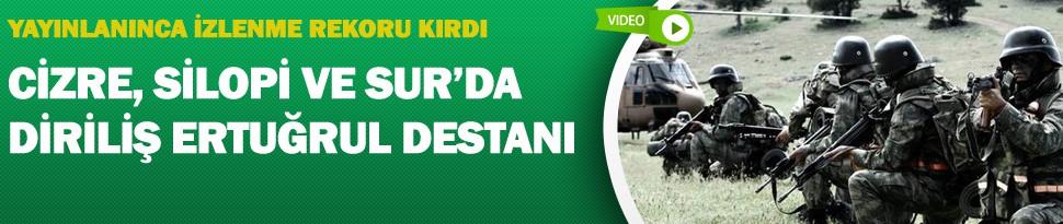 İzlenme Rekorları Kıran 'Diriliş Ertuğrul'lu Operasyon Klibi