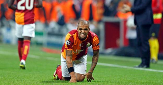 Galatasaray Yeni Felipe Melo'yu Buldu