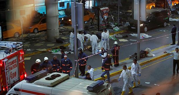 İstanbul Saldırısına Dair Bakan'dan Yeni Açıklama!