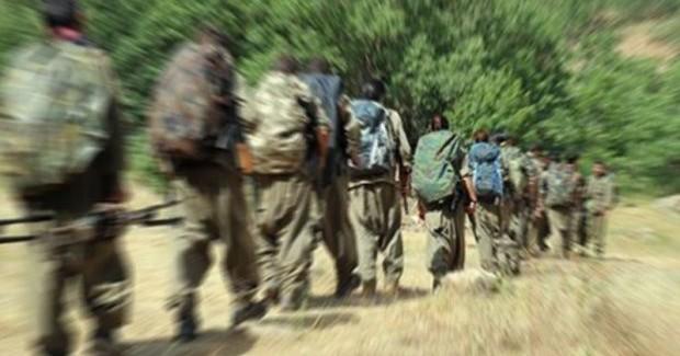 İşte PKK'lı Yöneticiler! Bir Kez Daha İspatlandı