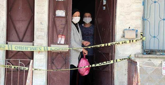 Kayseri'de 5 Bina Karantina Altına Alındı