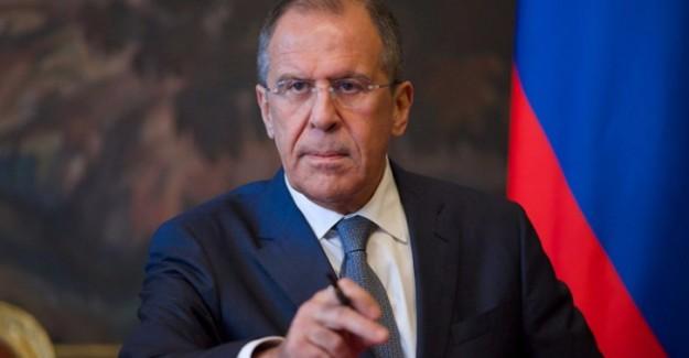Lavrov'dan Türkiye Açıklaması: Güçlerimizi Birleştirelim